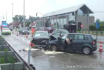 Drie gewonden bij zware klap op Knokkebaan<BR />