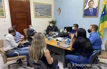 Itabaiana: Plano Diretor será revisado e atualizado para ampliar o desenvolvimento urbano - 93Notícias
