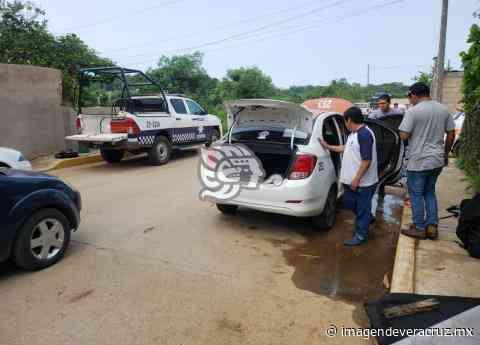 Continúan ataques incendiarios contra taxistas en Acayucan - Imagen de Veracruz