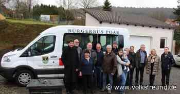 Bügerexpress Senioren Kordel Newel Welschbillig - Trierischer Volksfreund
