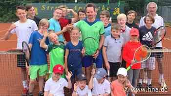 TC Eschwege plant wieder zwei Tennis-Feriencamps auf der Vereinsanlage - HNA.de