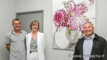 Gaillac : l'Imprimerie Rhode a rendu hommage au peintre Bernard Bistes - ladepeche.fr