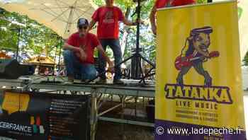 Gaillac. Tatanka Live Music est derrière les apéros-concerts des vignerons - ladepeche.fr