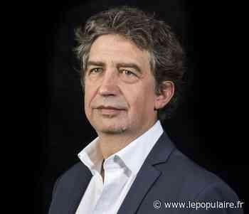 Éric Decouty, journaliste-reporter originaire de Saint-Junien, présente son premier roman à La Maison Bleue - lepopulaire.fr