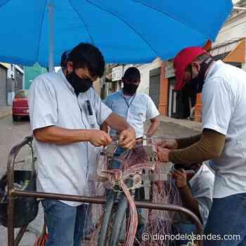 En San Cristóbal Cantv restituye servicios a 600 suscriptores de La Guacara - Diario de Los Andes