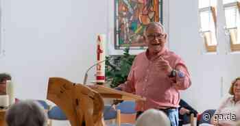 Lesung mit Udo Eschenbach in Wachtberg: Lyrisch Gutes tun - General-Anzeiger Bonn