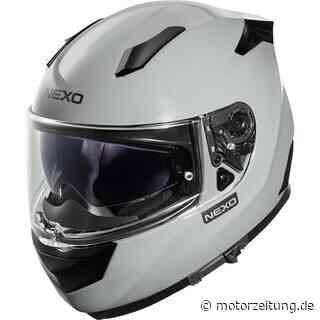 Nexo Fiberglas Sport III - Neuer Integralhelm von Nexo - MotorZeitung.de - MotorZeitung.de