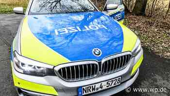 Wenden: Betrunkener fällt in Gerlingen vom Fahrrad - WP News