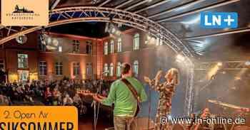 Acht Konzerte unter freiem Himmel beim Musiksommer in Ratzeburg - Lübecker Nachrichten