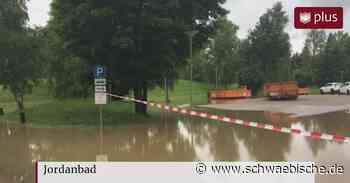 Erneut Hochwasser im Landkreis Biberach | schwäbische - Schwäbische
