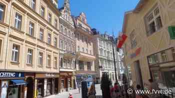 Karlsbad & Co: Bäderdreieck auf dem Weg in Unesco-Welterbeliste - fvw.de