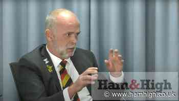 Infected Blood Inquiry: Bruce Norval slams medics over risks   Hampstead Highgate Express - Hampstead Highgate Express