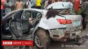 NTA road accident: Accident for Port Harcourt lead to death of five for traffic collision - BBC News