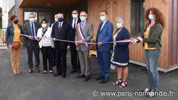 À Saint-Valery-en-Caux, un nouveau quartier est sorti de terre - Paris-Normandie
