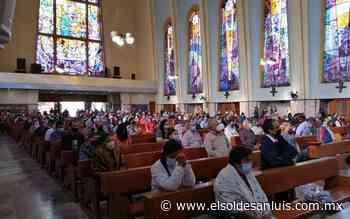 Imponente fervor en la Festividad de Nuestra Señora del Perpetuo Socorro - El Sol de San Luis