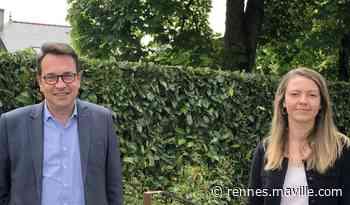 VIDEO. Élections départementales, le canton de Betton remporté par Pierre Breteau et Jeanne - maville.com