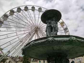 Seine-et-Marne. C'est parti pour la grande roue à Melun - actu.fr