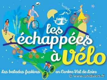 10èmes Echappées à vélo Saint-Amand-Montrond mercredi 28 juillet 2021 - Unidivers