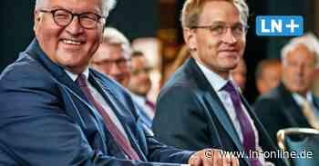 Bundespräsident Steinmeier besucht Timmendorfer Strand - Lübecker Nachrichten