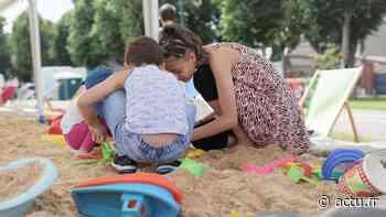En images. La Seine d'été à Elbeuf c'est maintenant sur le champ de foire jusqu'au 13 juillet - actu.fr