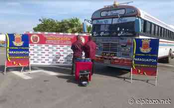 Zulia   Guardia Nacional incauta droga en autobús en la Guajira - El Pitazo