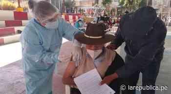 Apurímac: este sábado 10 y domingo 11 continúa vacunación en Abancay - LaRepública.pe
