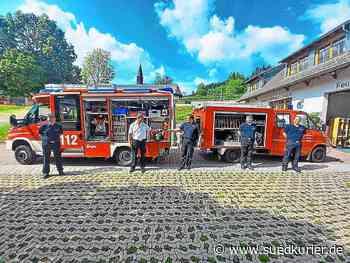 Furtwangen: Löschfahrzeug wird kindgerecht umgebaut   SÜDKURIER Online - SÜDKURIER Online
