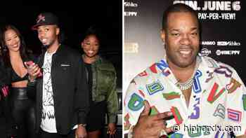 Busta Rhymes Links Up With Metro Boomin In The Studio - HipHopDX