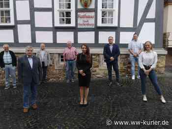 FWG begrüßt MdL Lisa-Marie Jeckel (FREIE WÄHLER) in Hachenburg - WW-Kurier - Internetzeitung für den Westerwaldkreis