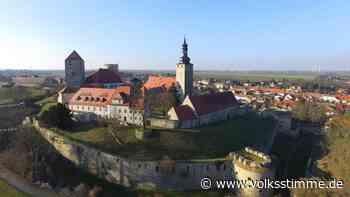 Archäologische Funde von Burg Querfurt werden präsentiert - Volksstimme
