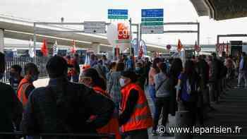 Grève aux aéroports de Paris : des syndicalistes interpellés à Orly - Le Parisien