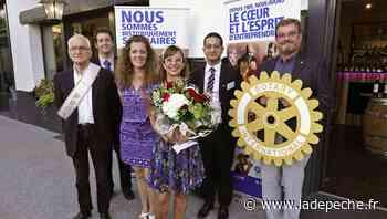 Rotary-club de Caussade : Sylvie Adell succède à Régis Prunet - LaDepeche.fr