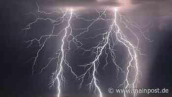 Volkach Blitzeinschlag bei Volkach löst zwei Brand-Alarme aus - Main-Post