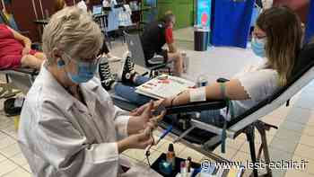 Nogent-sur-Seine: les dons du sang fusent à la veille des vacances - L'Est Eclair