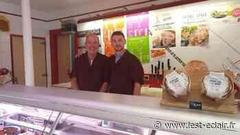 Bernard Gandoin de la boucherie Saint-Laurent de Nogent-sur-Seine part en retraite - L'Est Eclair