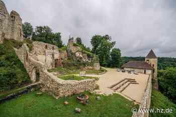 Kaltenburg: Dafür wird an der Ruine bei Giengen noch dringend Geld gebraucht - Heidenheimer Zeitung
