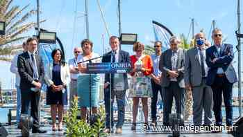 """Aquarium de Canet-en-Roussillon / Du monde pour se pencher sur le berceau d'Oniria : """"Une réalisation éthique - L'Indépendant"""
