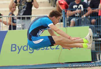 Olimpiadi Tokyo 2021, Atletica: Filippo Randazzo, scheda e palmares - OA Sport