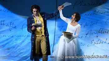 """""""Goethe"""" feiert Premiere bei Bad Hersfelder Festspielen - Süddeutsche Zeitung"""
