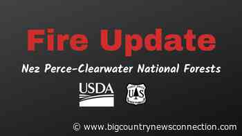 20 Wildfire Starts Reported in Nez Perce-Clearwater National Forests Between July 1-5, All Caused By Lightning - bigcountrynewsconnection.com