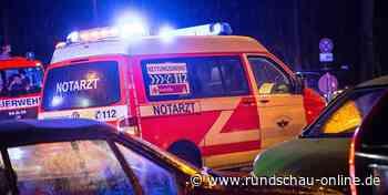 Windeck: Vier junge Erwachsene nach Unfall schwerverletzt - Kölnische Rundschau