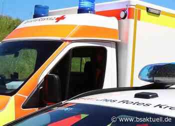 Unfälle auf der B2 bei Gersthofen und auf Parkplatz in Langweid - BSAktuell