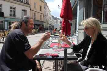 Val-d'Oise. Stationnement à Pontoise : la rue de l'Hôtel-de-Ville voit rouge et devient click and collect - actu.fr