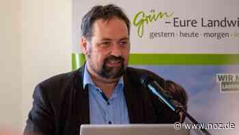 Landwirtepräsident beklagt in Haren: Von Politik oft allein gelassen - NOZ