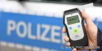 Polizei erwischt volltrunkene Autofahrerin mit ihrem Kind in Templin - Märkische Allgemeine Zeitung