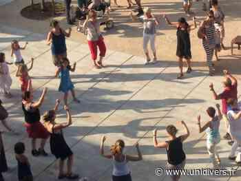 Initiation et perfectionnement danse basque Saint-Palais mardi 27 juillet 2021 - Unidivers