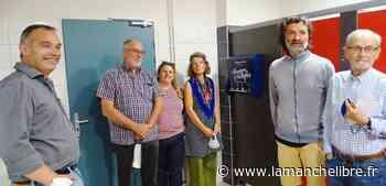 Carentan. Un distributeur de protections hygiéniques installé au lycée - la Manche Libre