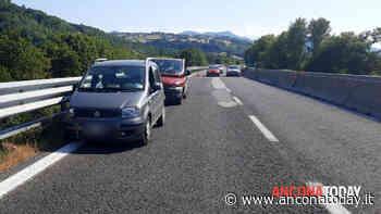 Tamponamento in superstrada, paura a pochi metri dall'uscita: due mezzi coinvolti - AnconaToday