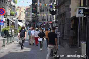 Des premiers pas hésitants pour la piétonnisation du centre-ville de Riom (Puy-de-Dôme) les samedis cet été - La Montagne