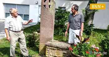 Gedenkstein in Waldbronn erinnert an US-Soldaten - er starb beim Wiederaufbau in Busenbach - BNN - Badische Neueste Nachrichten